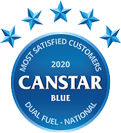 Gas & Electricity providers - Canstar Blue Award